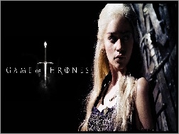 Emilia Clarke - Daenerys Targaryen, Gra o tron, Game of Thrones