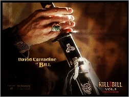 David Carradine, Kill Bill 2