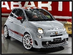 Dealer, Abarth 500, Pakiet