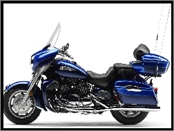 Dekle, Yamaha Royal Star Venture, Chromowane