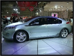 Detroit, Chevrolet Volt, Salon