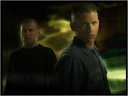 bracia, Dominic Purcell, Prison Break, Wentworth Miller