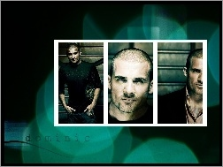 Dominic Purcell, Prison Break, zdjęcia