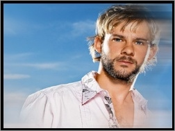 Dominic Monaghan, niebo, Filmy Lost