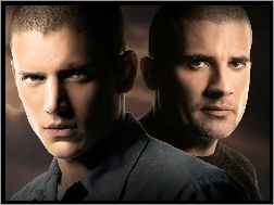 Dominic Purcell, Prison Break, Wentworth Miller