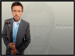 Dr. House, Hugh Lauriego, Laska