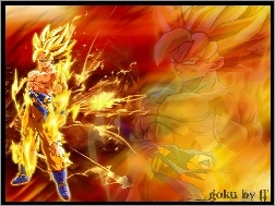 Goku, Dragon Ball