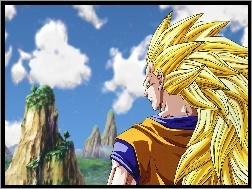 Dragon Ball Z, Son Goku