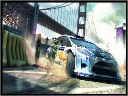 Drift, Ford Focus, Most