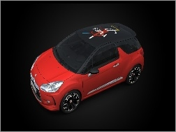Citroen DS3, Prototyp