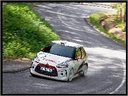 Citroen DS3, Rajd