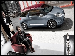 Citroen DS3, Salon