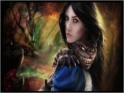 Alicja, Alice: Madness Returns, Kot