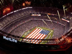 East Rutherford, Stadion, Metlife