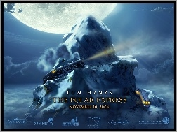 The Polar Express, Film animowany, Ekspres polarny