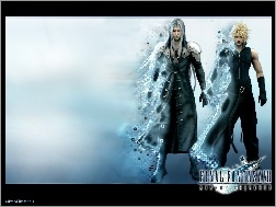 faceci, Ff 7 Advent Children, ludzie