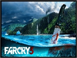 Far Cry 3, Nóż