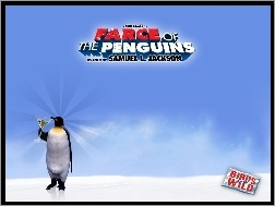 Farce Of The Penguins, lampka, wina
