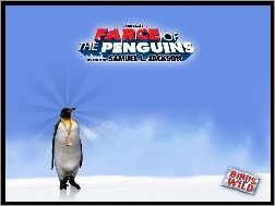 Farce Of The Penguins, pingwin