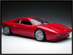 Ferrari 288 GTO, Do, Model, Złożenia