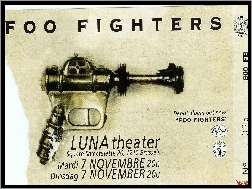 Foo Fighters, pistolet
