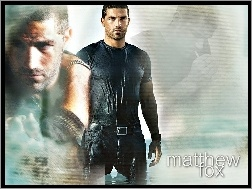 Matthew Fox, Lost, Serial, Zagubieni