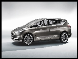 Ford S-MAX, Concept