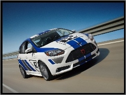 Ford Focus ST-R, 2012