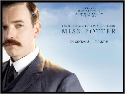garnitur, Miss Potter, Ewan McGregor