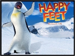 Happy Feet, Gloria, Tupot Małych Stóp