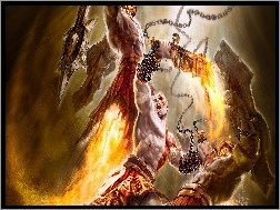 God Of War 3, Screen