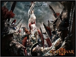God Of War III, Spartanie