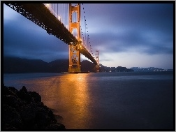 Golden Gate Bridge, San Francisco, Most