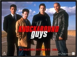 Andrew Davoli, Barry Pepper, Vin Diesel, Knockaround Guys, Seth Green
