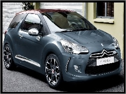 Halogeny, Citroen DS3, Maska