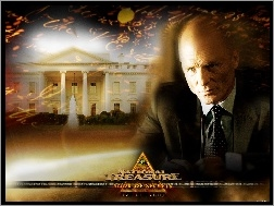 dom, Ed Harris, National Treasure 2 - The Book Of Secrets, biały