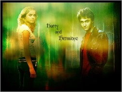 Harry, Hermione