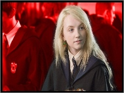 Harry Potter, Luna Lovegood, Krawat