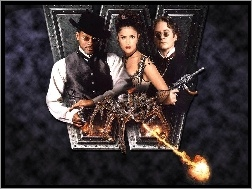 Kevin Kline, Will Smith, Wild Wild West, Salma Hayek