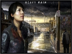 Heavy Rain, Screen, Gra