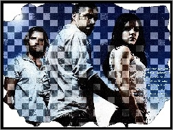 Josh Holloway, Evangeline Lilly, Filmy Lost, Matthew Fox