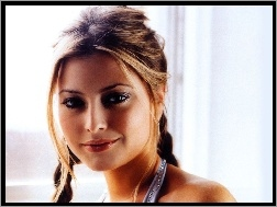 buźka, Holly Valance