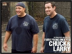 Kevin James, I Now Pronounce You Chuck And Larry, Adam Sandler