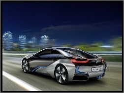 2013, BMW i8 Coupe, Concept
