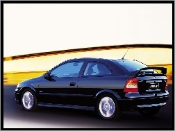 Astra II, coupe