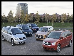 III, Grand Voyager I, Chrysler, II