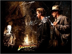 Indiana Jones, Ford, Harrison, Kadr