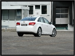 Irmscher, Chevrolet Cruze, Pakiet