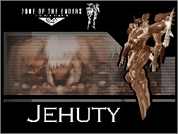 Jehuty, Zone Of The Enders