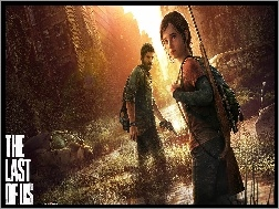 Josh, The Last Of Us, Ellie